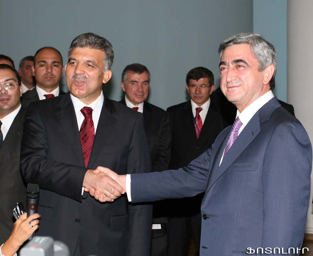 Gul, Sargsyan